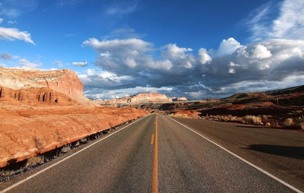 Autofahren in den USA beim Roadtrip