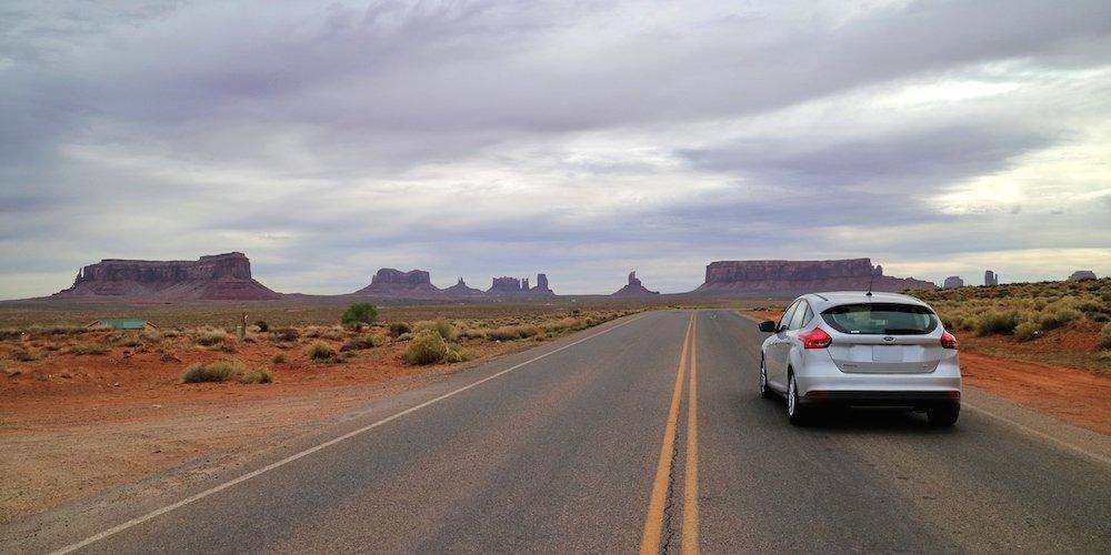 Mietwagen Rundreise in den USA – Erfahrungen und Tipps