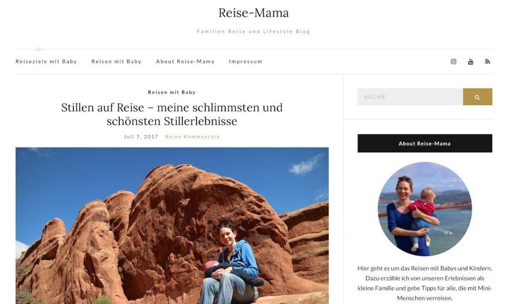 Reise-Mama Blog