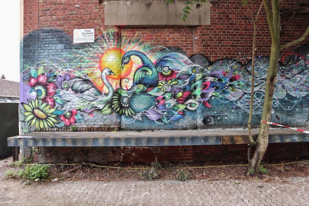 Urban Art bei Düsseldorf