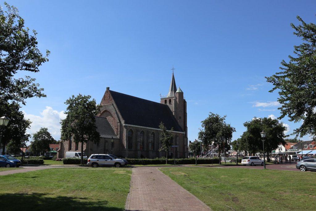 Kirche in Renesse