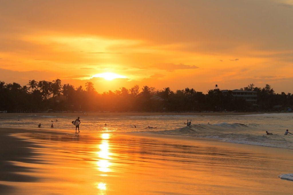 Reiseziel 2018 Sri Lanka