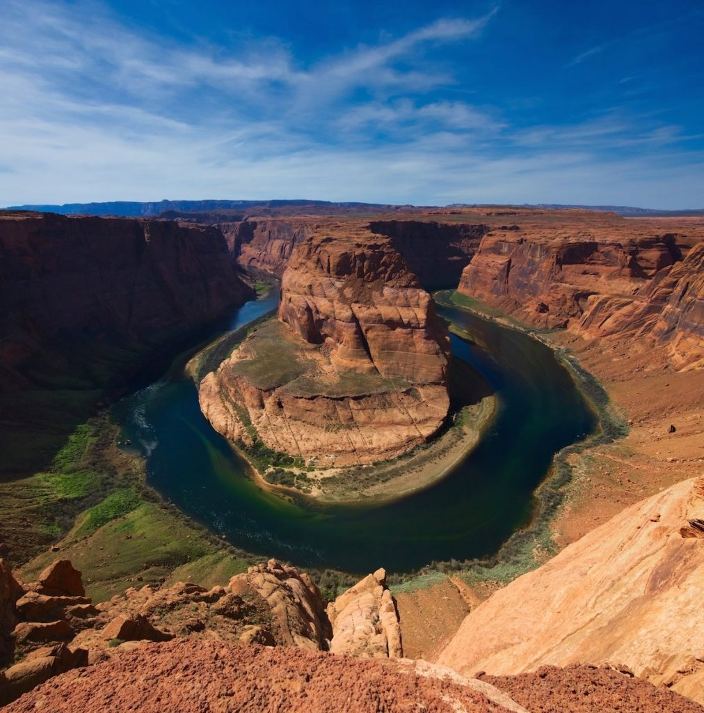 Horseshoe Bend Fotospot USA