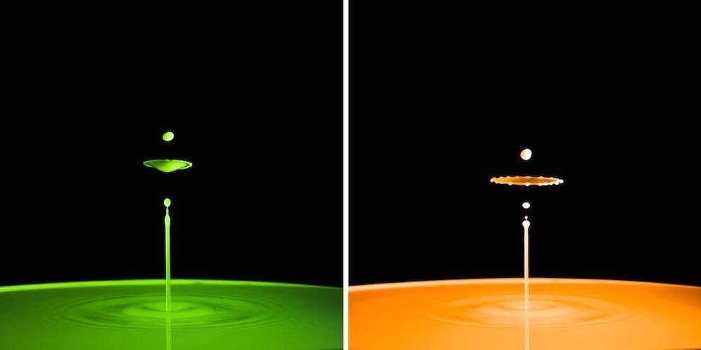 Tropfenfotografie Anleitung – Tipps wie Tropfen Fotos gelingen | Werbung