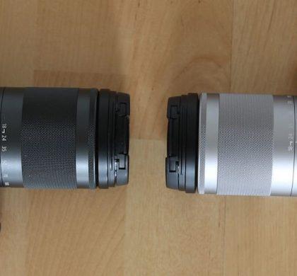 Canon EOS M5 oder Canon EOS M50? Mein Vergleich der beiden Kameras