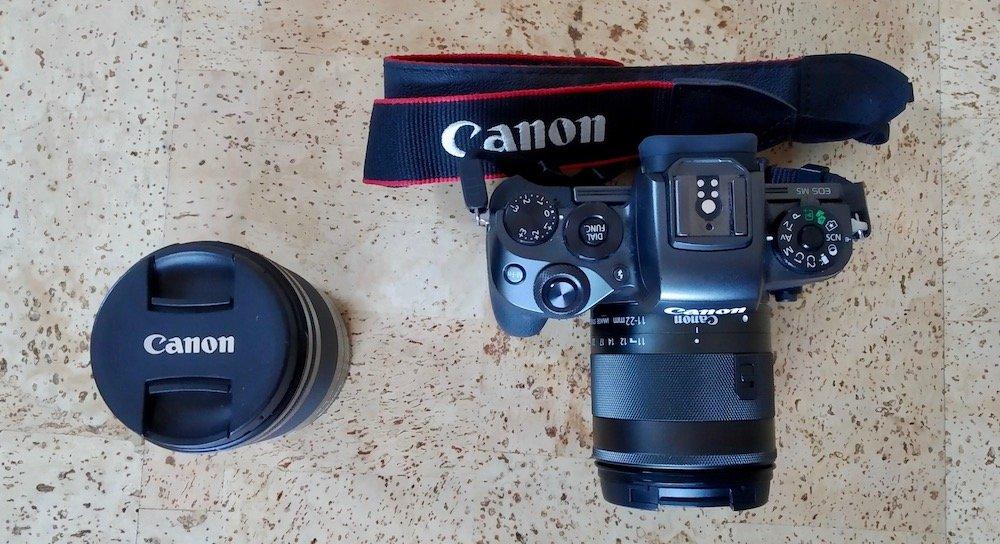 Kameraausrüstung Backpacking