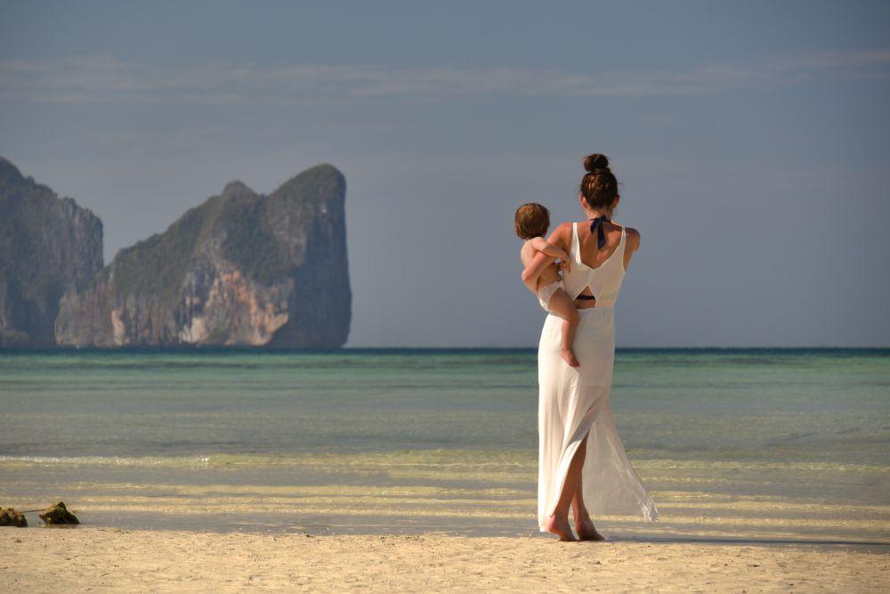 Fotospots in Thailand Koh Phi Phi Viking Beach