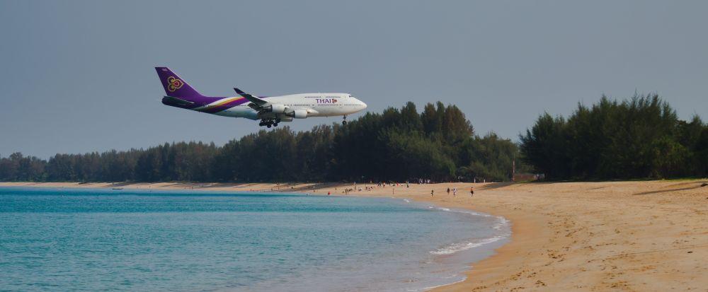 Plane Spotting in Phuket Thailand Fotografie Tipps