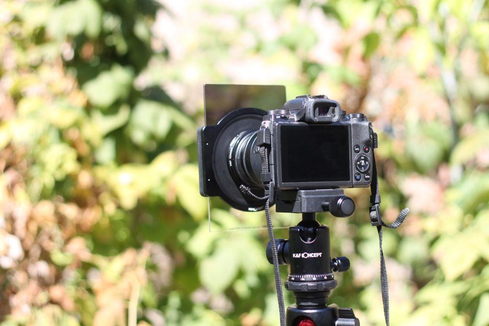 Nachteile Fotografieren mit Filter