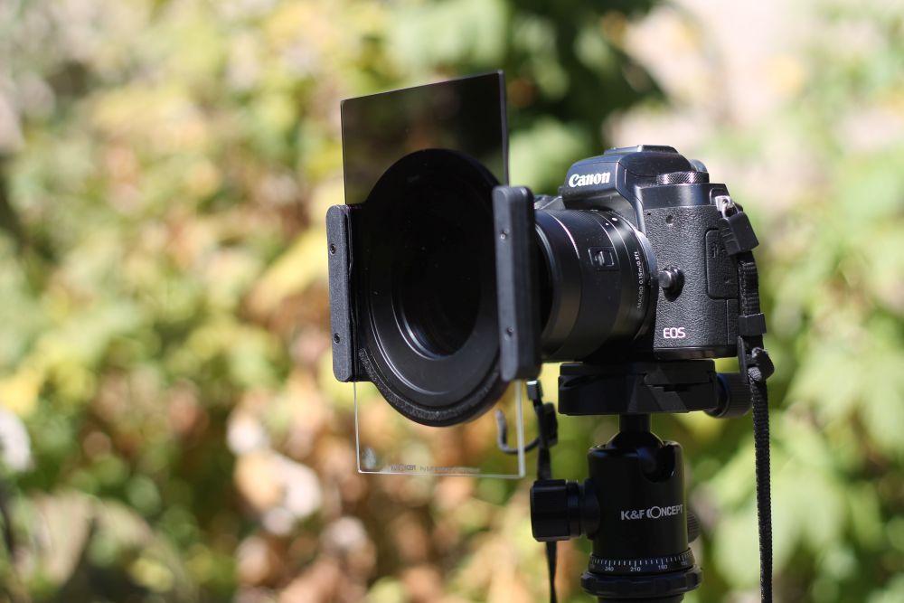 Vorteile Fotografieren mit Filter