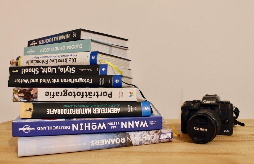 Buchtipps Reisen und Fotografie
