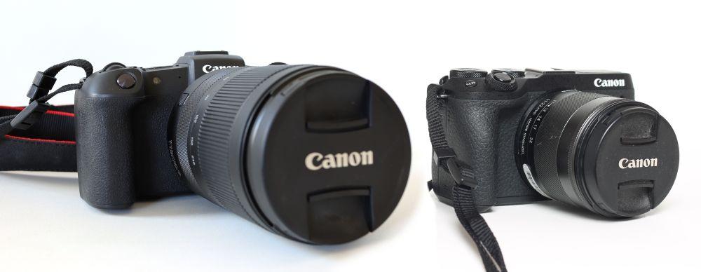Vollformat vs. APS-C Kameras im Vergleich