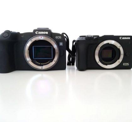 Vollformat vs. APS-C: Mein Vergleichstest mit Canon Modellen